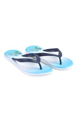 Erkek Giyim - Açık Mavi 44 Beden Plaj Terliği