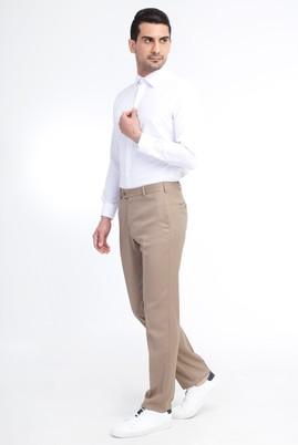 Erkek Giyim - VİZON 50 Beden Klasik Pantolon