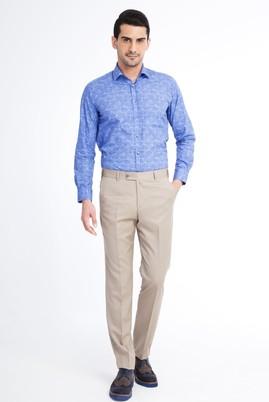 Erkek Giyim - Bej 52 Beden Klasik Pantolon