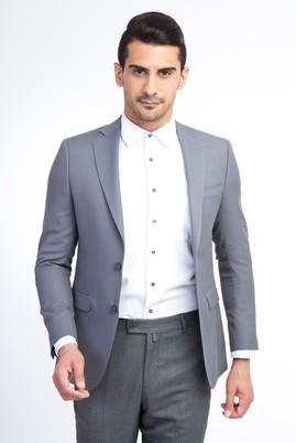 Erkek Giyim - Orta füme 46 Beden Klasik Ceket