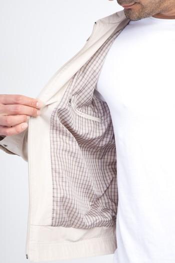 Erkek Giyim - Mevsimlik Bebe Yaka Mont