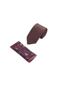 Erkek Giyim - 2'li Kravat Mendil Seti