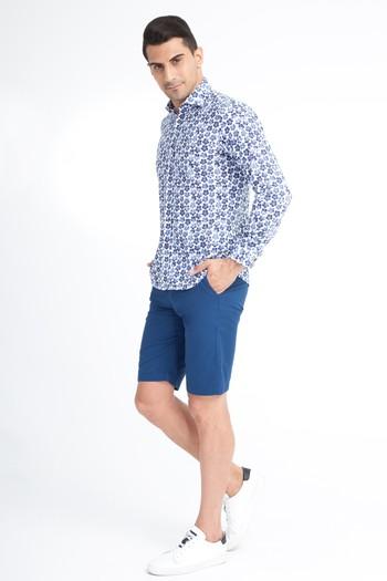 Erkek Giyim - Spor Bermuda Şort