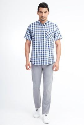 Erkek Giyim - Açık Gri 52 Beden Spor Pantolon