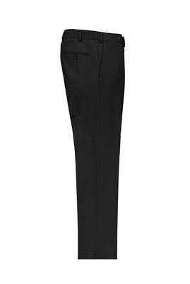 Erkek Giyim - Siyah 52 Beden Slim Fit Pantolon