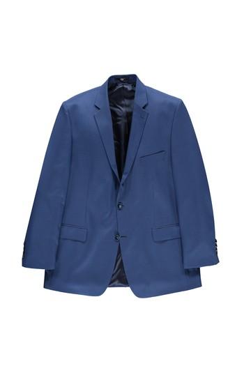 Erkek Giyim - King Size Yünlü Kuşgözü Ceket