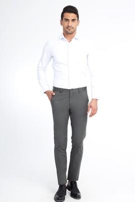 Erkek Giyim - HAKİ 52 Beden Saten Spor Pantolon