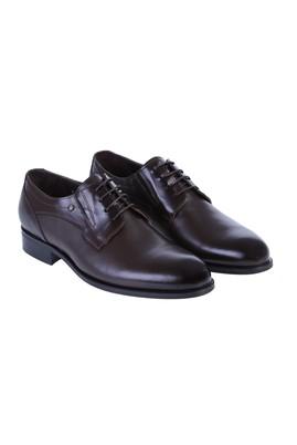 Erkek Giyim - Kahve 41 Beden Klasik Bağcıklı Ayakkabı