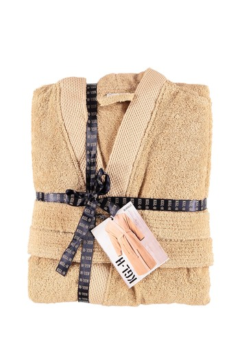 Erkek Giyim - Kimono Yaka Bornoz