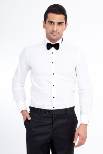 Erkek Giyim - Atayaka Slim Fit Gömlek
