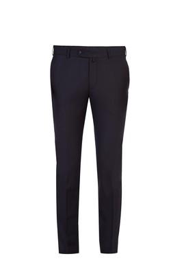 Erkek Giyim - Siyah 46 Beden Slim Fit Klasik Pantolon