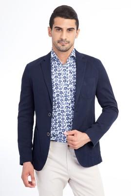 Erkek Giyim - Lacivert 52 Beden Spor Ceket
