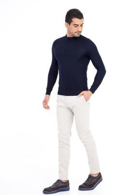 Erkek Giyim - Bej 54 Beden Spor Pantolon