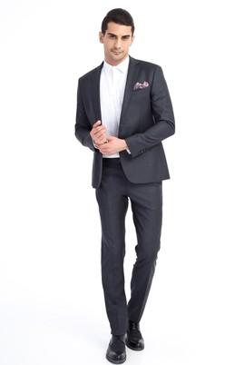 Erkek Giyim - MARENGO 44 Beden Klasik Yünlü Takım Elbise