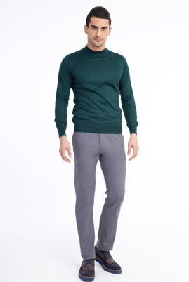 Erkek Giyim - Orta füme 58 Beden Spor Pantolon