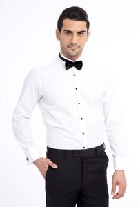 Erkek Giyim - Ata Yaka Klasik Gömlek