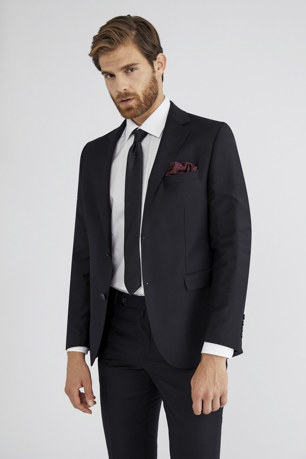 Slim Fit Takım Elbise