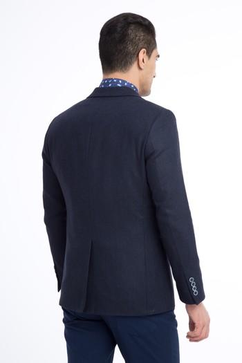 Erkek Giyim - Balıksırtı Ceket