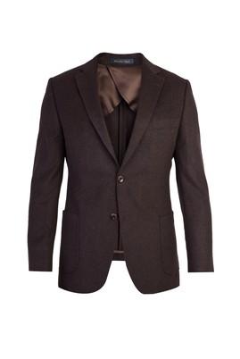 Erkek Giyim - Kahve 50 Beden Blazer Ceket