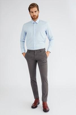 Erkek Giyim - Kahve 50 Beden Slim Fit Spor Pantolon