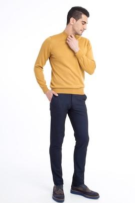 Erkek Giyim - KOYU MAVİ 56 Beden Spor Pantolon