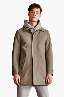 Erkek Giyim - VİZON 56 Beden Klasik Pardösü