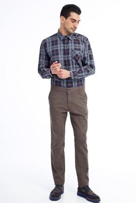 Erkek Giyim - Açık Kahve - Camel 54 Beden Spor Pantolon