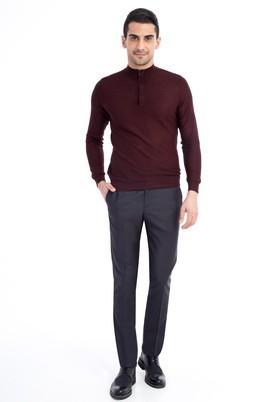Erkek Giyim - Marengo 50 Beden Slim Fit Klasik Pantolon