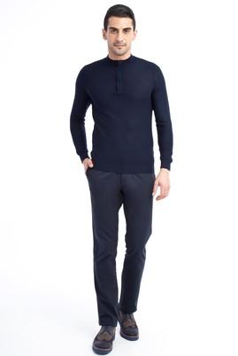 Erkek Giyim - LACİVERT 66 Beden Spor Pantolon