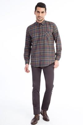 Erkek Giyim - Füme Gri 48 Beden Spor Pantolon