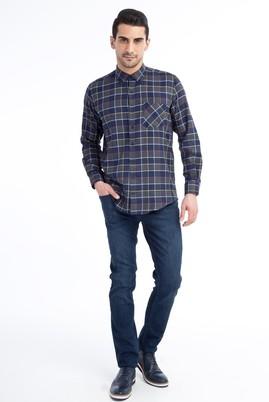 Erkek Giyim - Mavi 66 Beden Denim Pantolon