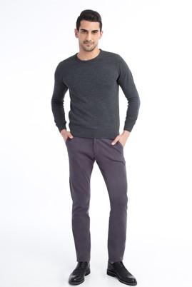 Erkek Giyim - Füme Gri 58 Beden Spor Pantolon