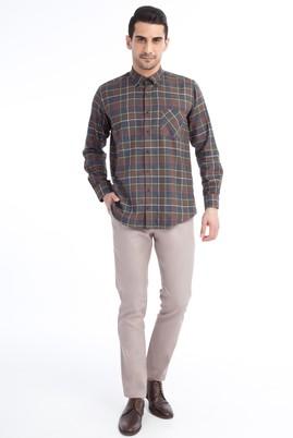 Erkek Giyim - Bej 48 Beden Spor Pantolon