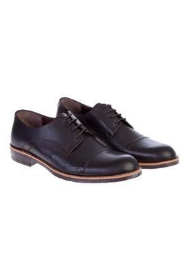 Erkek Giyim - Kahve 45 Beden Bağcıklı Casual Ayakkabı