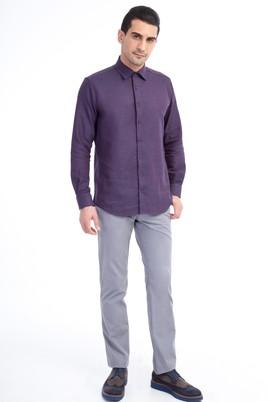 Erkek Giyim - Açık Gri 46 Beden Spor Pantolon