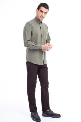 Erkek Giyim - KOYU KAHVE 48 Beden Spor Pantolon