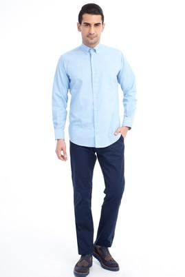 Erkek Giyim - KOYU MAVİ 54 Beden Spor Pantolon