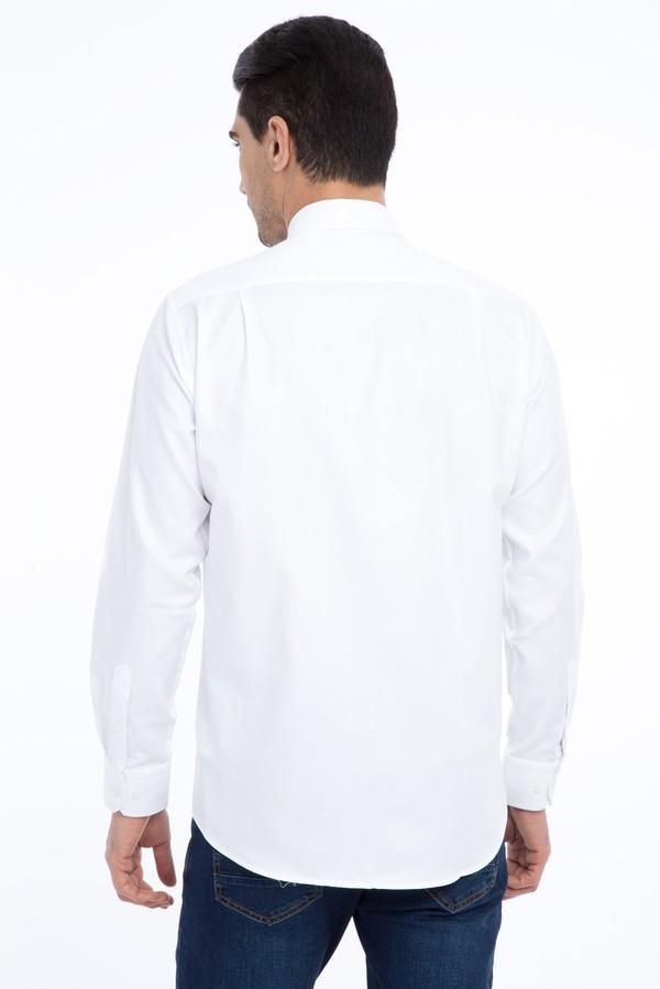 Uzun Kol Regular Fit Spor Oxford Gömlek