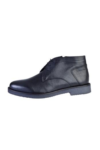 Erkek Giyim - Deri Bot
