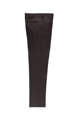 Erkek Giyim - KOYU KAHVE 50 Beden Flanel Pantolon