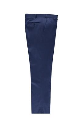 Erkek Giyim - Mavi 52 Beden Flanel Pantolon