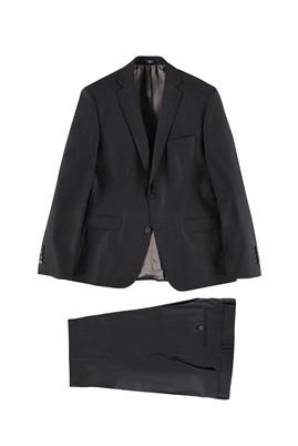 Erkek Giyim - Antrasit 46 Beden Slim Fit Takım Elbise