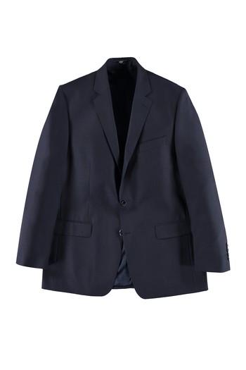 Erkek Giyim - Klasik Kuşgözü Yünlü Ceket