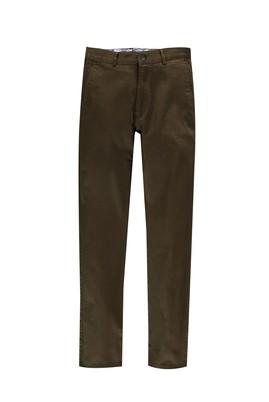 Erkek Giyim - KOYU YESİL 52 Beden Spor Pantolon