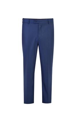Erkek Giyim - Mavi 58 Beden Klasik Pantolon