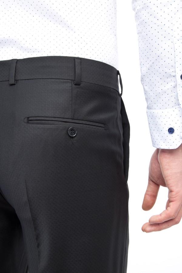 Yünlü Klasik Desenli Pantolon