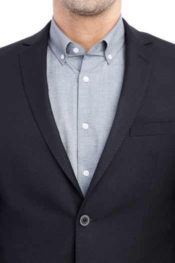Erkek Giyim - Klasik Blazer Ceket