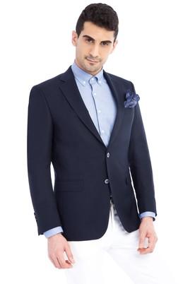 Erkek Giyim - Lacivert 52 Beden Blazer Ceket
