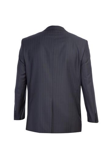 Erkek Giyim - İtalyan Yün Balıksırtı Ceket