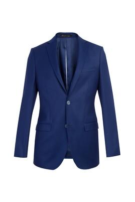 Erkek Giyim - Lacivert 46 Beden Slim Fit Ceket